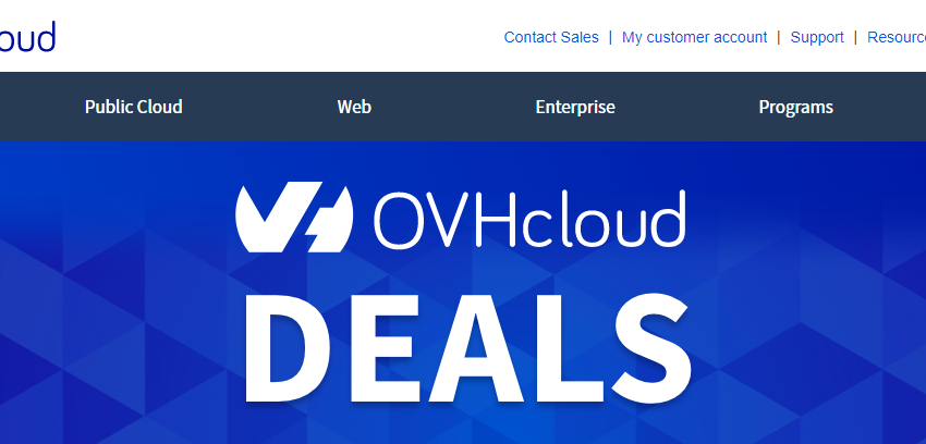 OVHcloud Review: The Best Web Hosting Provider In Europe